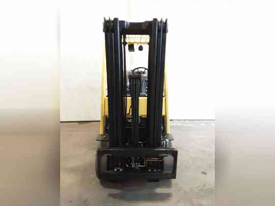 USED 2017 HYSTER S50FT Forklift Charlotte