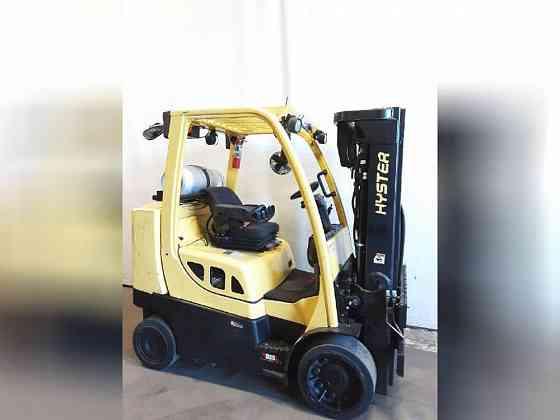 USED 2015 HYSTER S80FTBCS Forklift Charlotte