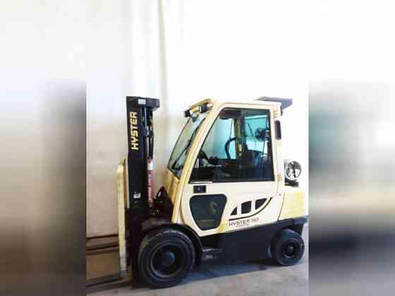 USED 2016 HYSTER H50FT Forklift Charlotte