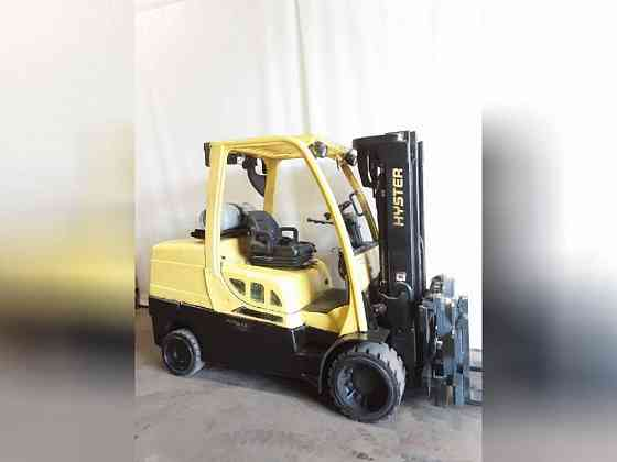 USED 2017 HYSTER S120FT Forklift Charlotte