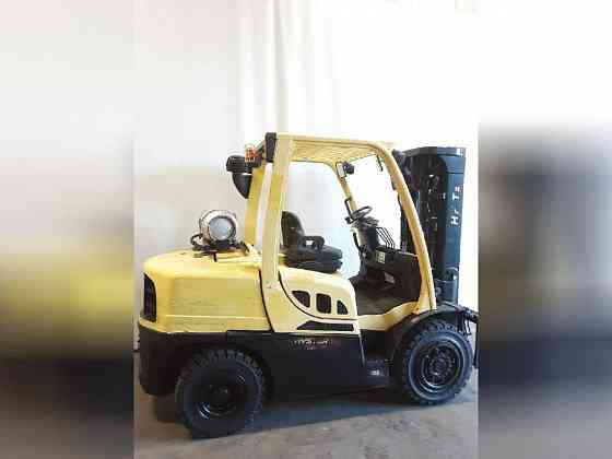 USED 2017 HYSTER H90FT Forklift Charlotte