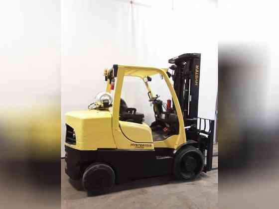 USED 2014 HYSTER S155FT Forklift Charlotte