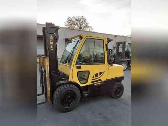 USED 2019 HYSTER H100FT Forklift Charlotte