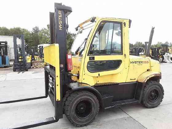 USED 2015 HYSTER H155FT Forklift Charlotte