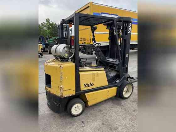 USED 1998 YALE GLC060TG Forklift Charlotte