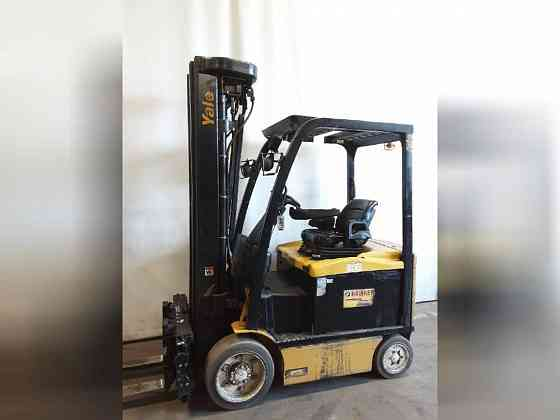USED 2014 YALE ERC060VG Forklift Charlotte