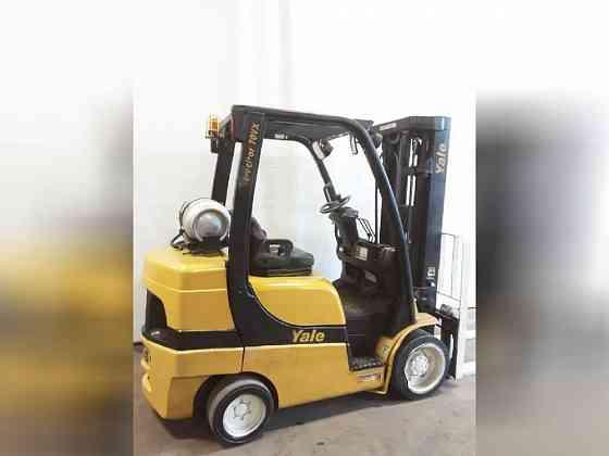 USED 2015 YALE GLC070VX Forklift Charlotte