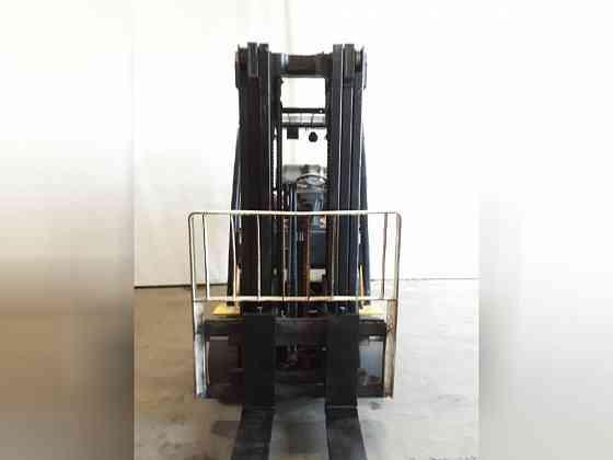 USED 2014 YALE GLC080VX Forklift Charlotte