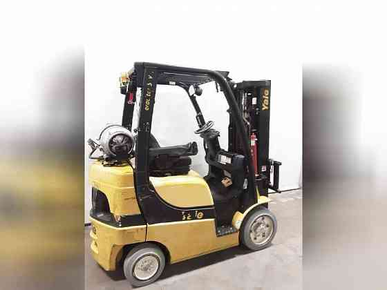 USED 2013 YALE GLC050VX Forklift Charlotte