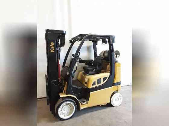 USED 2013 YALE GLC080VX Forklift Charlotte