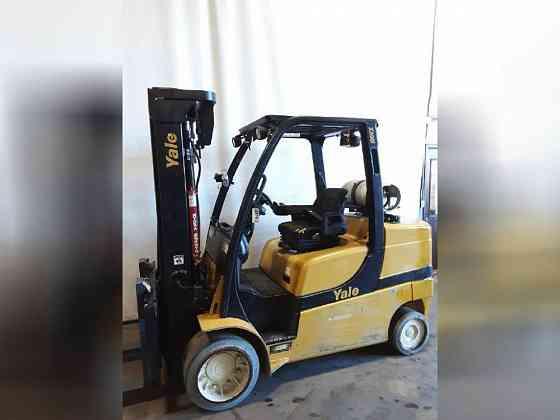USED 2013 YALE GLC100VX Forklift Charlotte