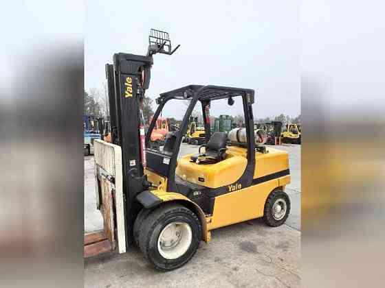 USED 2015 YALE GLP100VX Forklift Charlotte