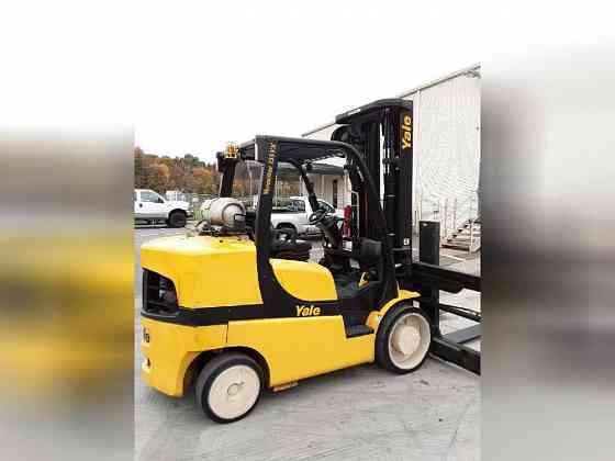 USED 2018 YALE GLC155VX Forklift Charlotte
