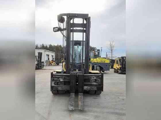 USED 2014 YALE GDP210DA Forklift Charlotte