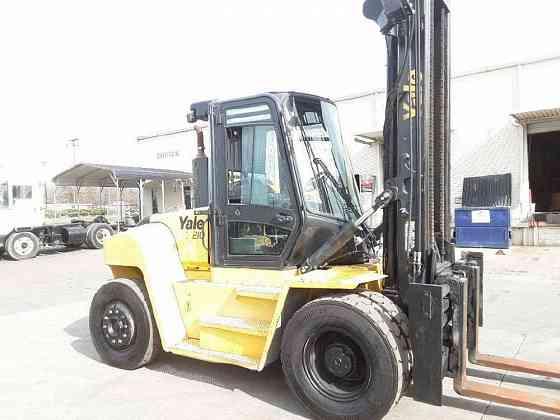 USED 2014 YALE GDP210DC Forklift Charlotte