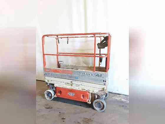 USED 2008 JLG 1930ES Scissor Lift Charlotte