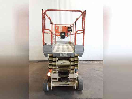 USED 2012 JLG 2646ES Scissor Lift Charlotte