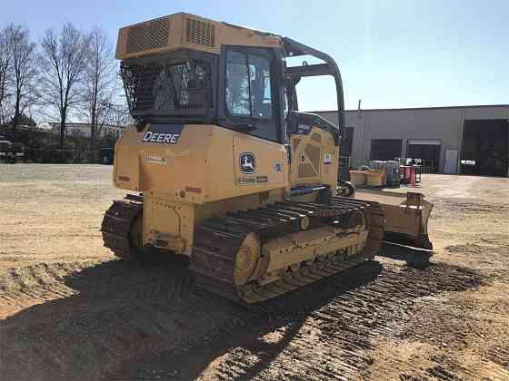 Used 2017 DEERE 650K LGP Dozer Lexington, North Carolina