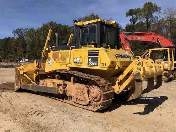 USED 2017 KOMATSU D65EX-18 Dozer Lexington, North Carolina