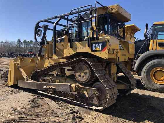 USED 2017 CATERPILLAR D6T XL Dozer Lexington, North Carolina