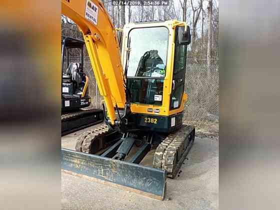 USED 2017 HYUNDAI ROBEX 35Z-9A Excavator Lexington, North Carolina