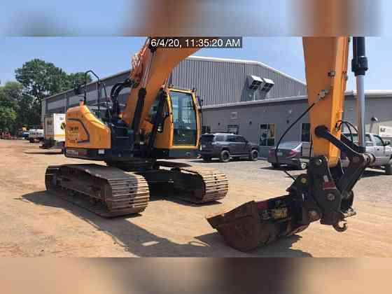USED 2018 HYUNDAI HX235 LCR Excavator Lexington, North Carolina