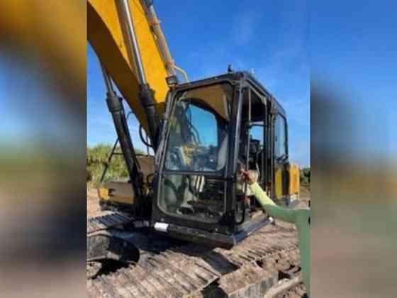 USED 2017 SANY SY215C LC Excavator Lexington, North Carolina