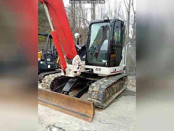 USED 2018 LINK-BELT 80X3 Excavator Lexington, North Carolina