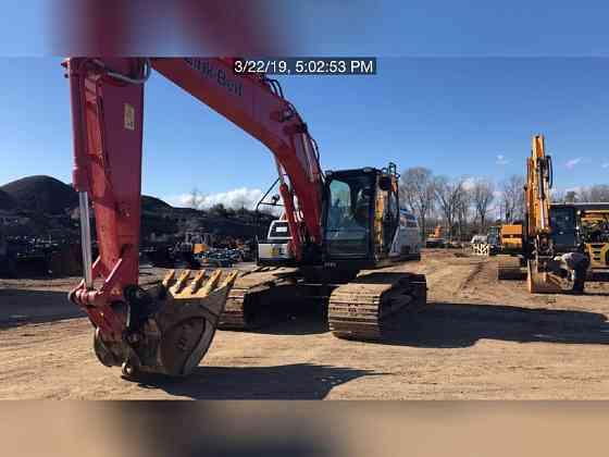 USED 2018 LINK-BELT 210 X4 Excavator Lexington, North Carolina