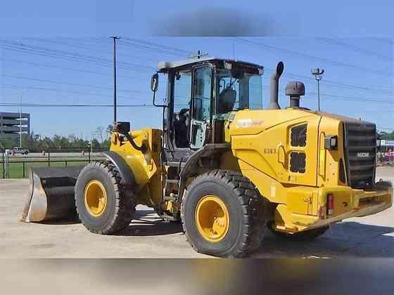USED 2014 KAWASAKI 70Z7 Wheel Loader Lexington, North Carolina