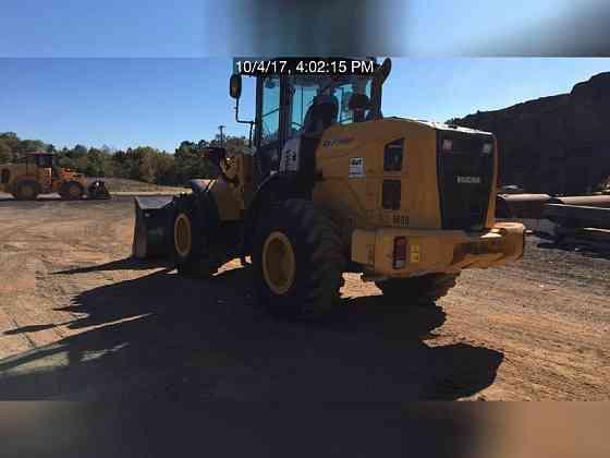 USED 2016 KAWASAKI 67Z7 Wheel Loader Lexington, North Carolina