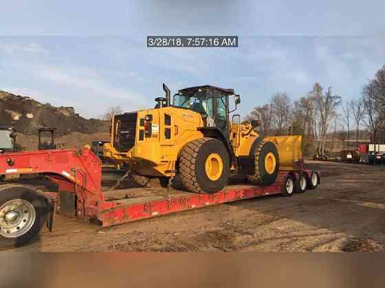 USED 2017 KAWASAKI 85Z7 Wheel Loader Lexington, North Carolina