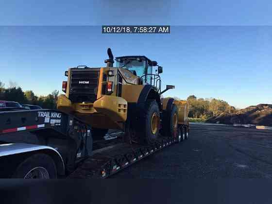 USED 2018 KAWASAKI 90Z7 Wheel Loader Lexington, North Carolina