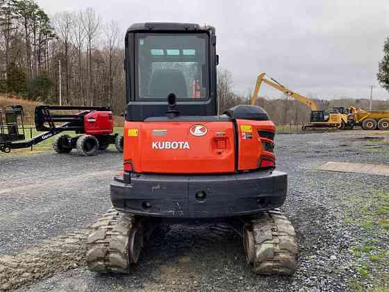 USED 2018 KUBOTA KX057-4 Excavator Asheboro