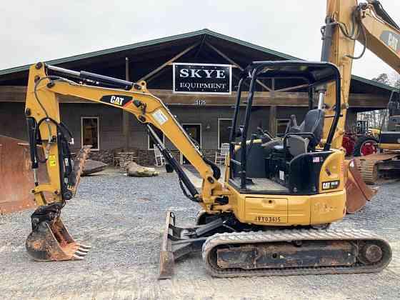 USED 2018 CATERPILLAR 303.5E2 CR Excavator Asheboro