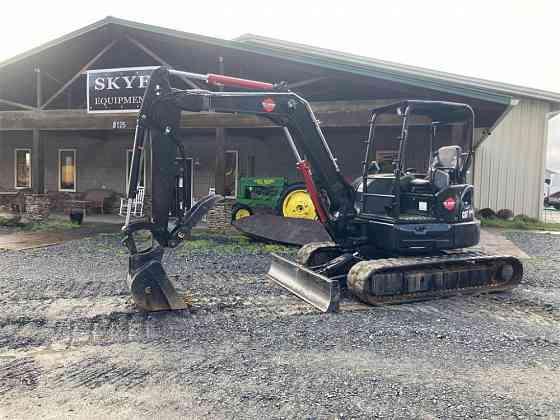 USED 2017 CATERPILLAR 305E2 CR Excavator Asheboro
