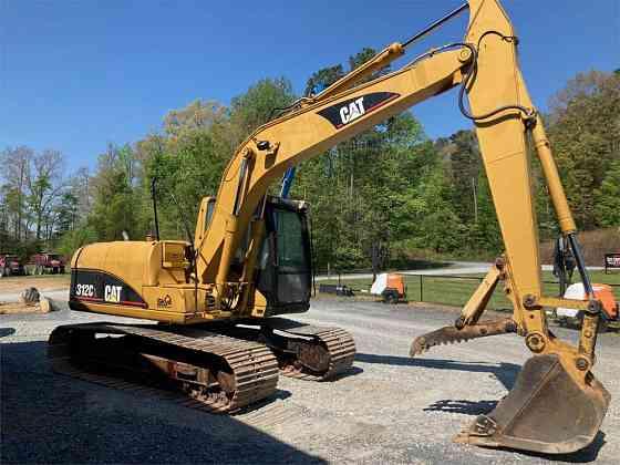 USED 2001 CATERPILLAR 312CL Excavator Asheboro