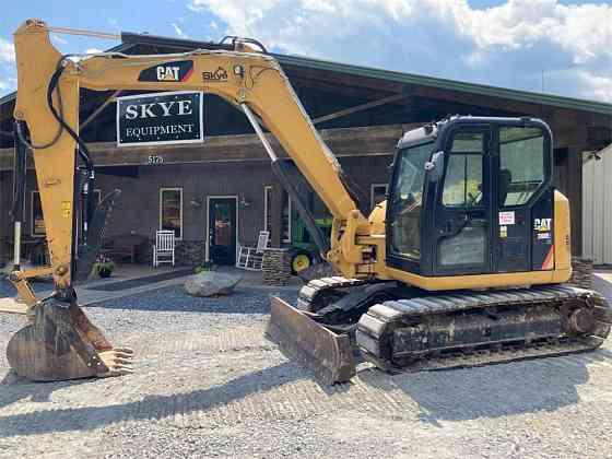 USED 2014 CATERPILLAR 308E2 CR Excavator Asheboro