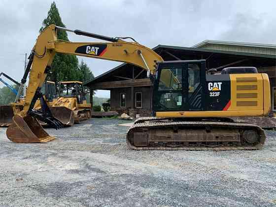 Used 2015 CAT 323FL Excavator Asheboro