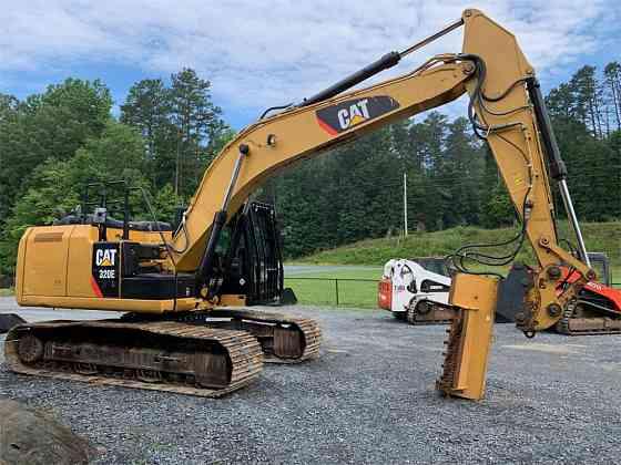 USED CATERPILLAR 320EL Excavator Asheboro
