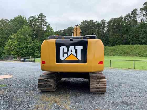 USED 2018 CATERPILLAR 320FL Excavator Asheboro