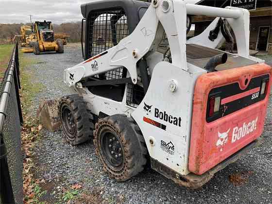 USED BOBCAT S530 Skid Steer Asheboro