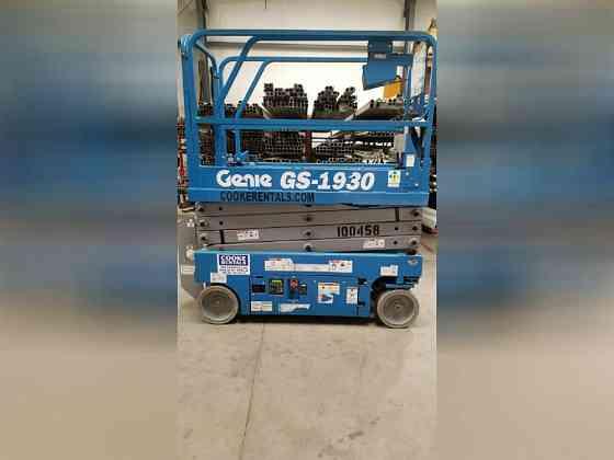 USED 2015 GENIE GS3016A-150112 Scissor Lift Denver