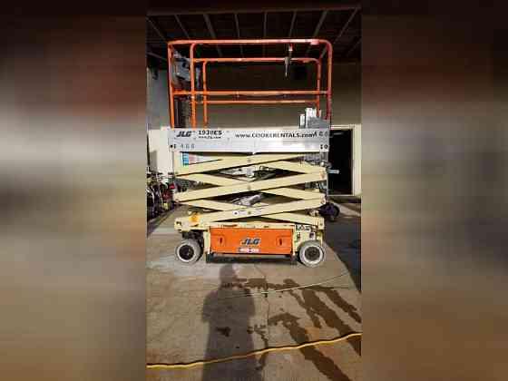 USED 2014 JLG 1930ES Scissor Lift Denver