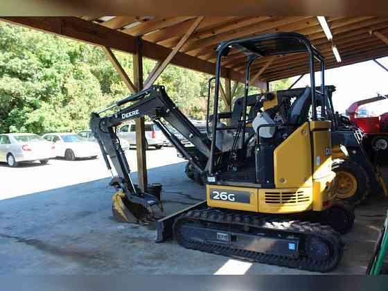 USED 2018 DEERE 26G Excavator Greensboro