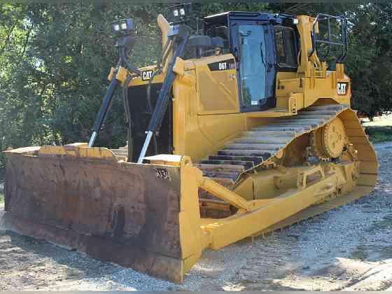 USED 2016 CATERPILLAR D6T LGP Track Loader Greensboro