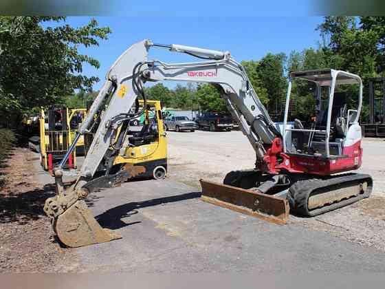 USED 2015 TAKEUCHI TB260 Excavator Greensboro