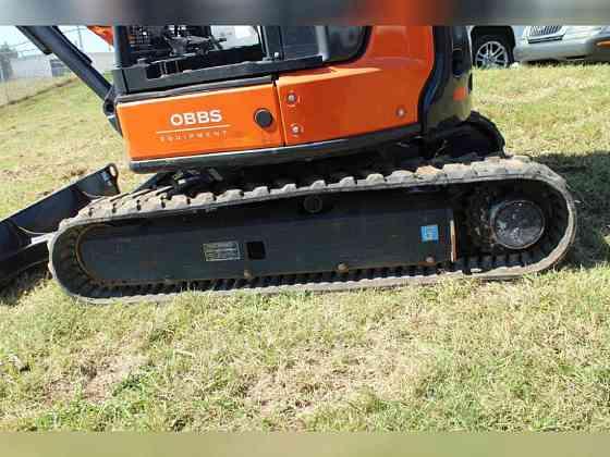 USED 2018 HITACHI ZX30U-5N Excavator Greensboro