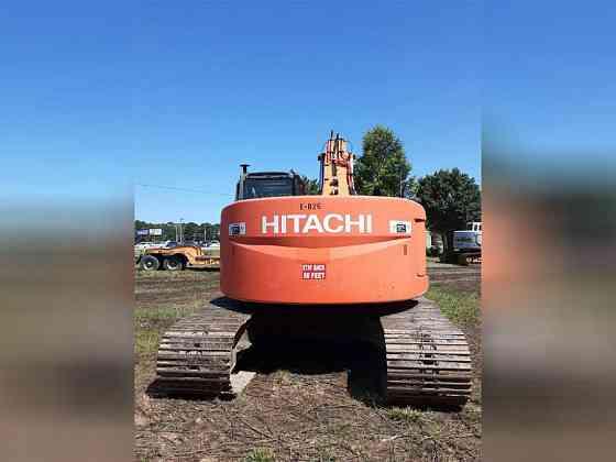 USED 2012 HITACHI ZX225US LC-3 Excavator Greensboro