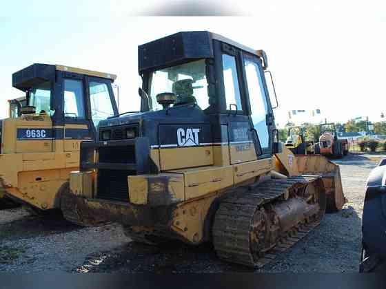 USED 2002 CATERPILLAR 953C Track Loader Greensboro
